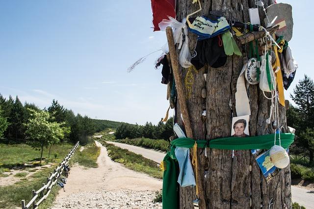 El Camino de Santiago es una de las rutas más famosas del mundo
