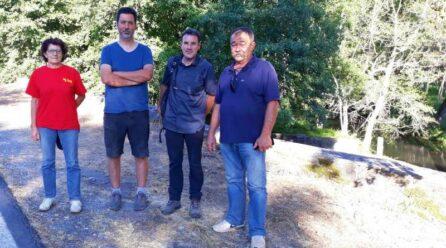 Los comuneros de Laza apuestan por la custodia del territorio
